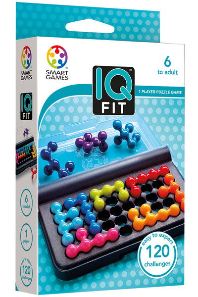 Smart Games-IQ Fit