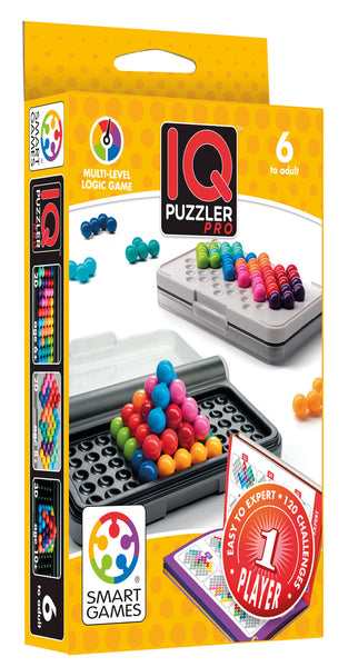 Smart Games-IQ Puzzler Pro (Late March Preorder)