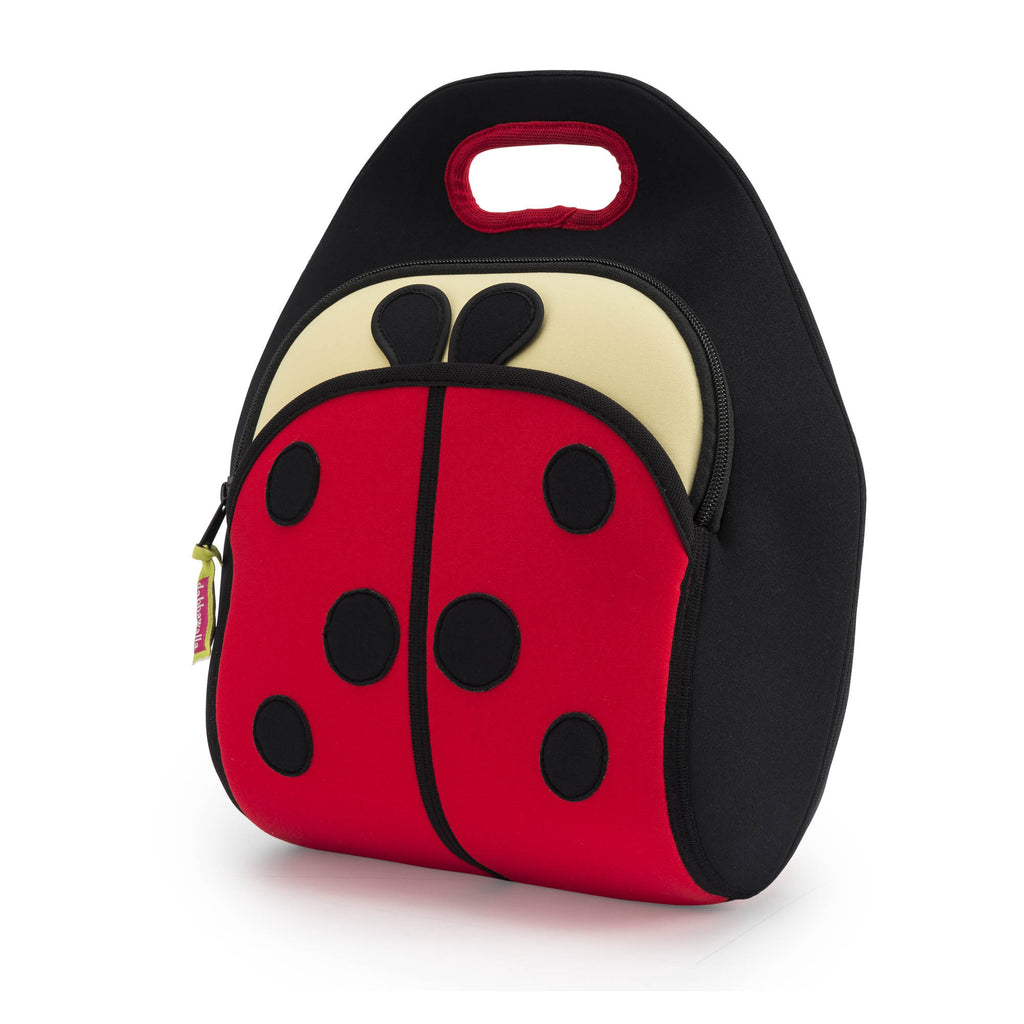 Dabbawalla Lunch Bag - Lady Bug