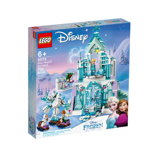 LEGO® Disney Frozen 2 Elsa's Magical Ice Palace (6+)