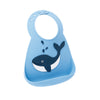 Make My Day Baby Bibs - Whale