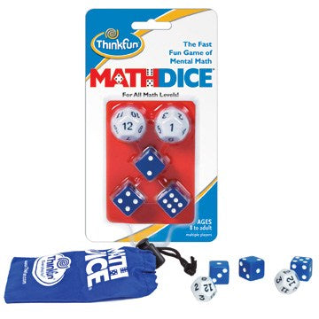 Think Fun-Math Dice Game
