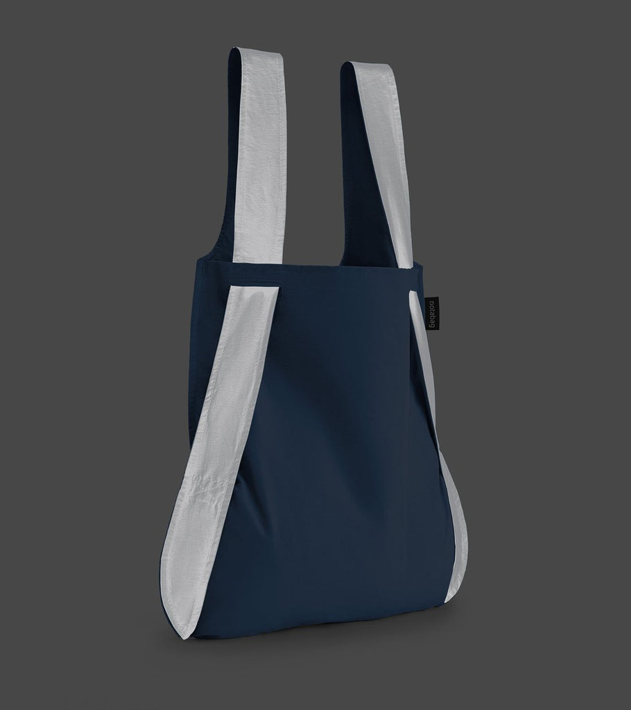 Reflective Notabag – Blue