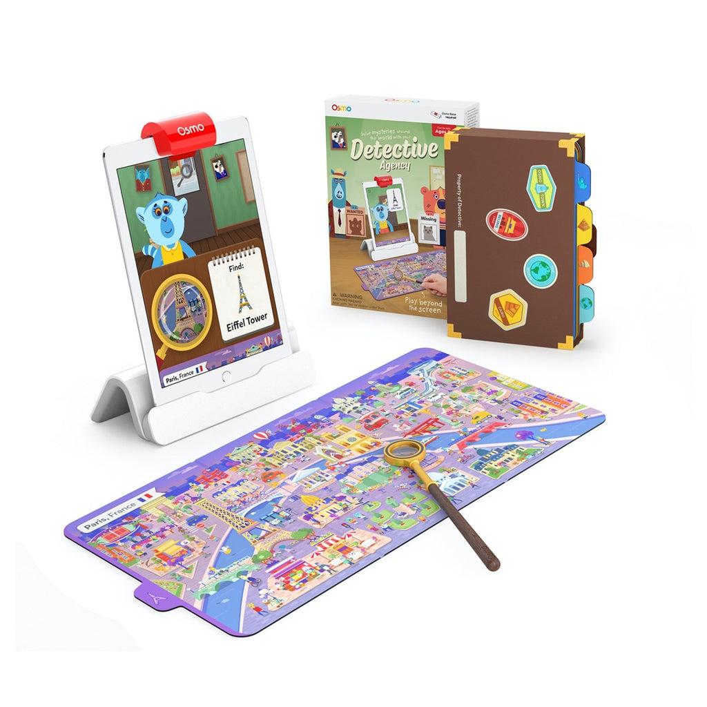 OSMO Detective Agency  (End Mar Preorder)