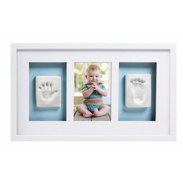 Babyprints Deluxe Wall Frame - White