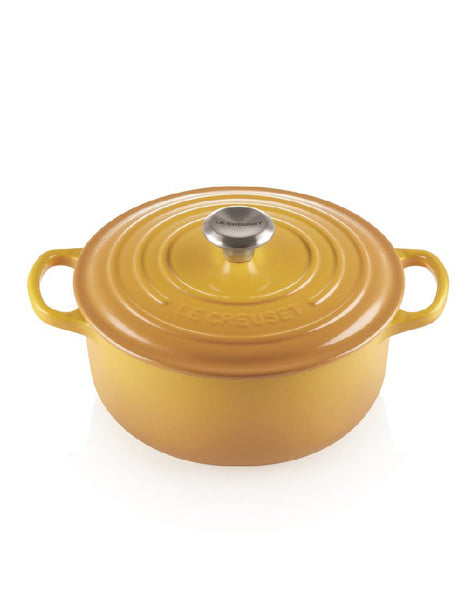Le Creuset Nectar Collection Signature Round Casserole (Early March Preorder)