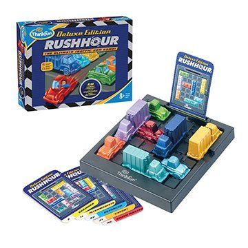 Think Fun-Rush Hour Deluxe Edition Game