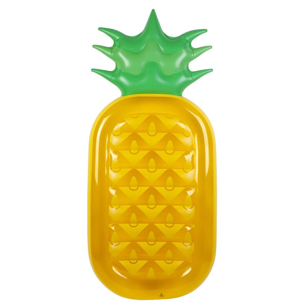 New SunnyLife LUXE LIE-ON FLOAT | PINEAPPLE