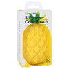 New SunnyLife Pineapple Silicone Coin Pouch