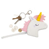New SunnyLife Unicorn Silicone Coin Pouch