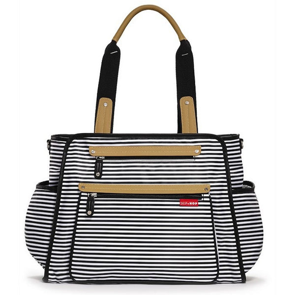 Grand Central Take-it-all Diaper Bag - Stripe
