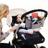 Grab & Go Stroller Organizer - Feather Grey