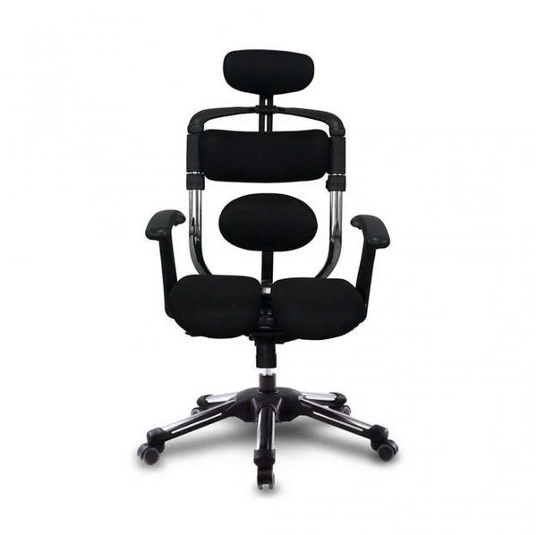 Hara Ergonomic Chair Hara C (Black with Patterns)