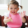 Make My Day Baby Bibs - Pretty in Pink