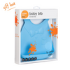 Make My Day Baby Bibs - Blue Suit n Tie