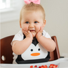 Make My Day Baby Bibs - Penguin
