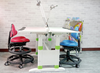 DR First-T9 Desk Set (100*50cm) - Mint Green