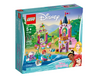 LEGO® Disney Ariel, Aurora, and Tiana's Royal Celebration