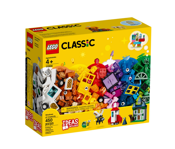 LEGO® Classic Windows of Creativity