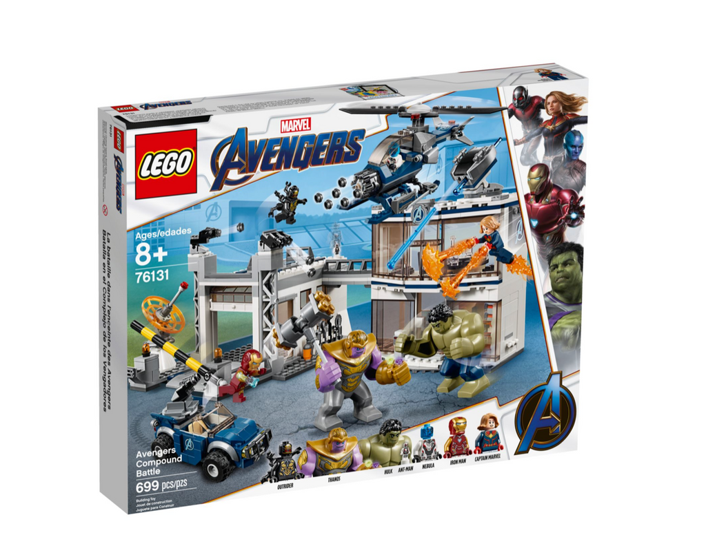 Marvel Avenger - Avengers Compound Battle (8+)