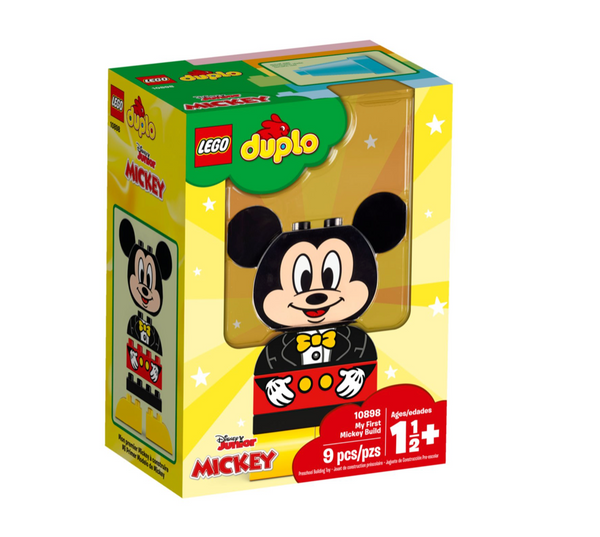 Duplo Disney - My First Mickey Build (1.5+)