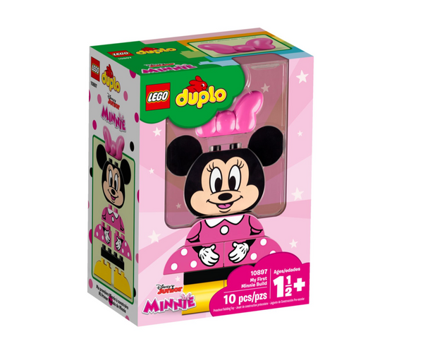 LEGO® DUPLO® My First Minnie Build