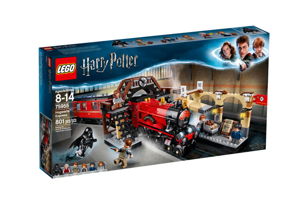 Harry Porter - Hogwarts™ Express (8-14)