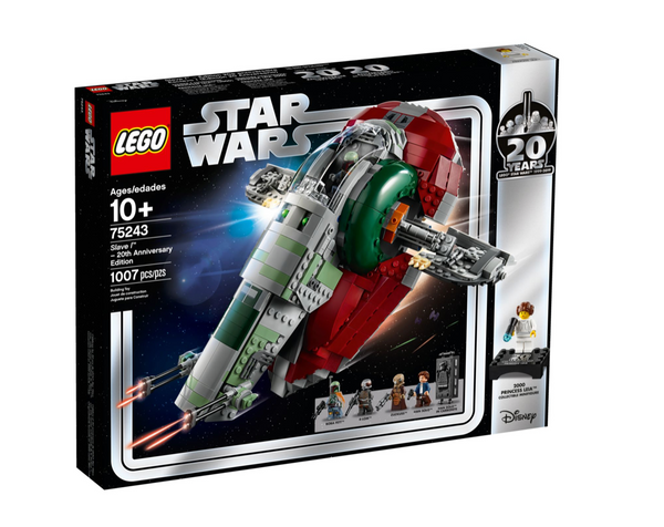 Star Wars - Slave l™ 20th Anniversary Edition (10+)