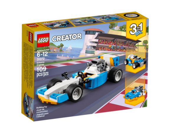 LEGO® Creator Extreme Engines
