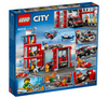 LEGO® City Fire Station