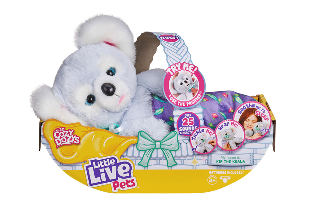 Little Live Pets-Cozy Dozy Koala