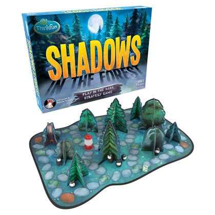 Think Fun-Shadows in the Forest Game