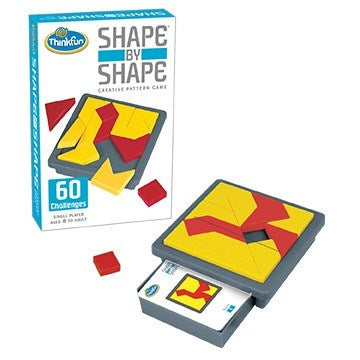 Think Fun-Shape by Shape Game