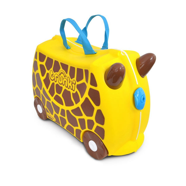 Trunki Ride On Luggage - Bernard (Bumble Bee)