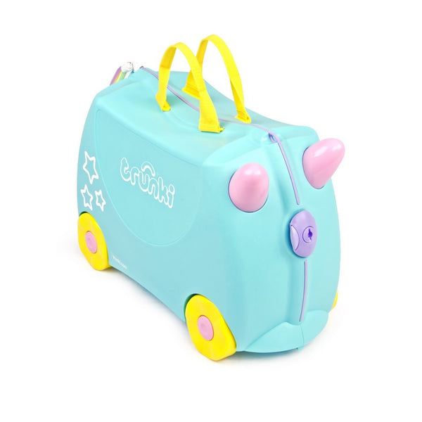 Trunki Ride On Luggage - Una (Unicorn)