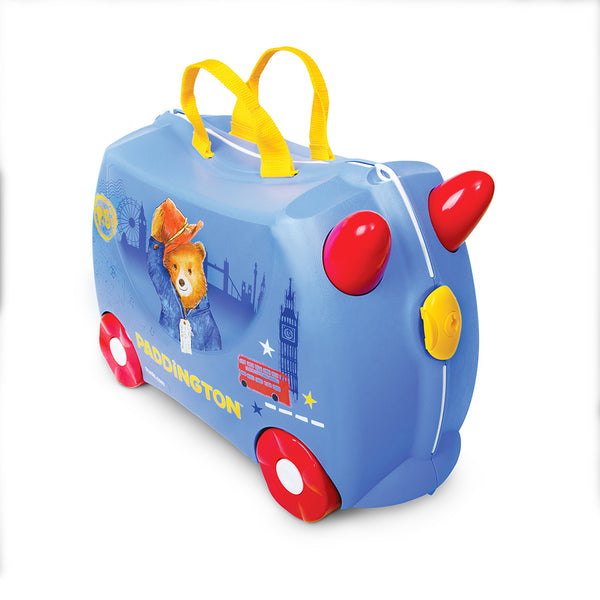 Trunki Ride On Luggage - Paddington Bear Limited Ed.