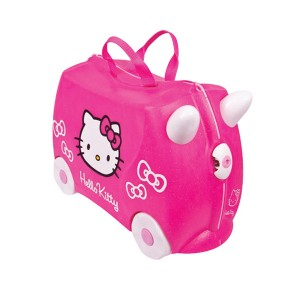 Trunki Ride On Luggage - Hello Kitty