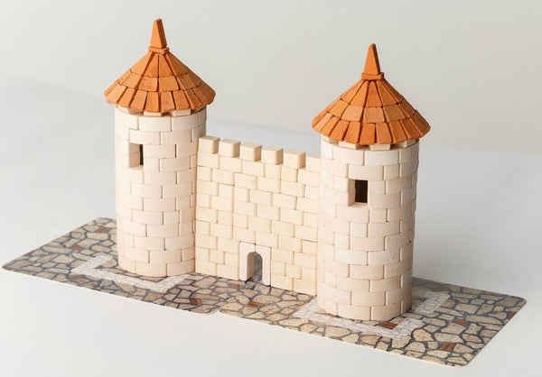 Bricks Set- Two Towers 570 pcs