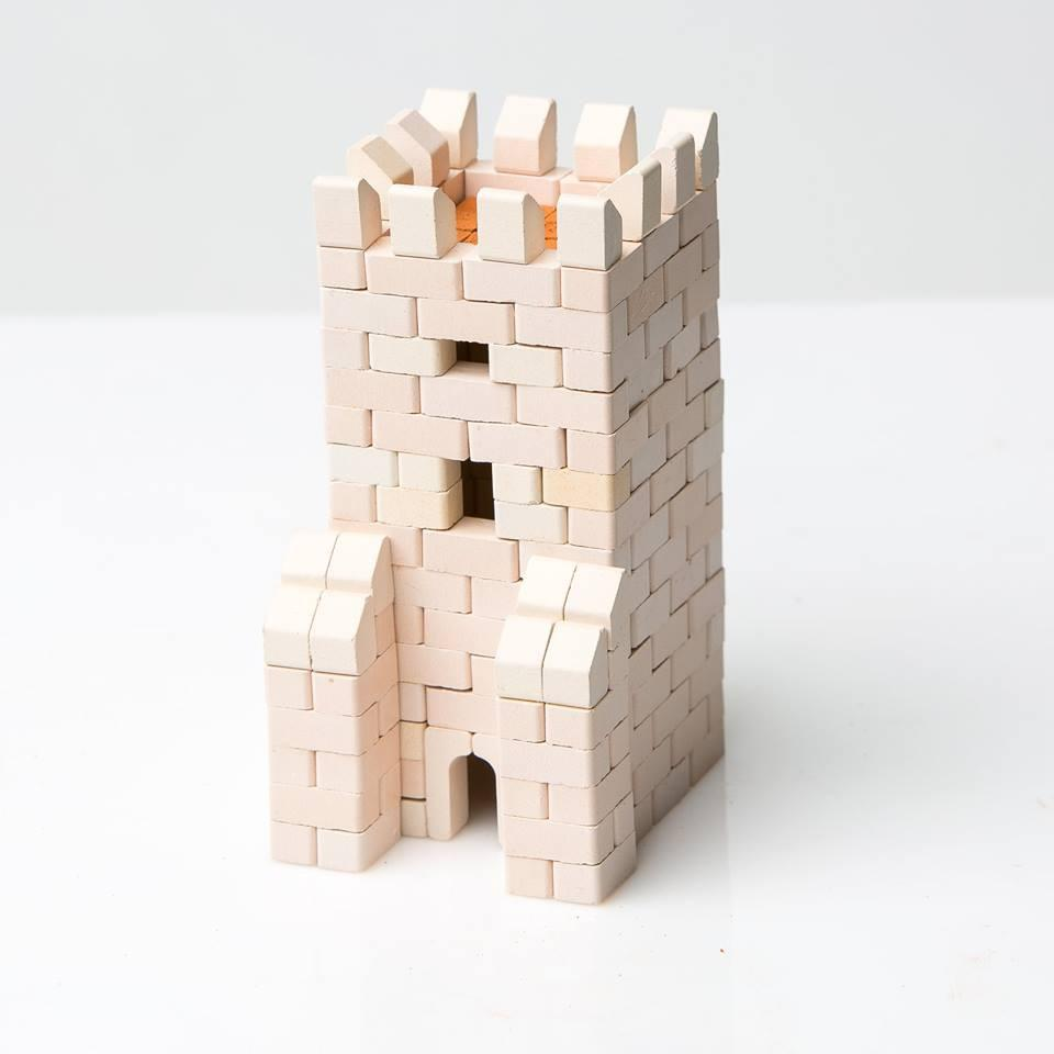 Bricks Set- Watch (Gate) Towers 300 pcs