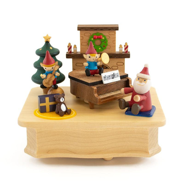 Christmas Concert Music Box