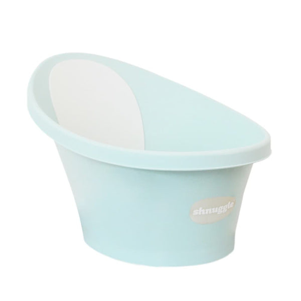 Shnuggle Baby Bath With Plug (Aqua)