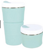 Cheers Cup- Sky Blue 750ml 巧力杯750ml 遇見莫蘭迪 - (水滴蓋 Raindrop Shape)