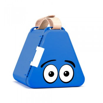 TeeBee Travel Toy Box - Blue