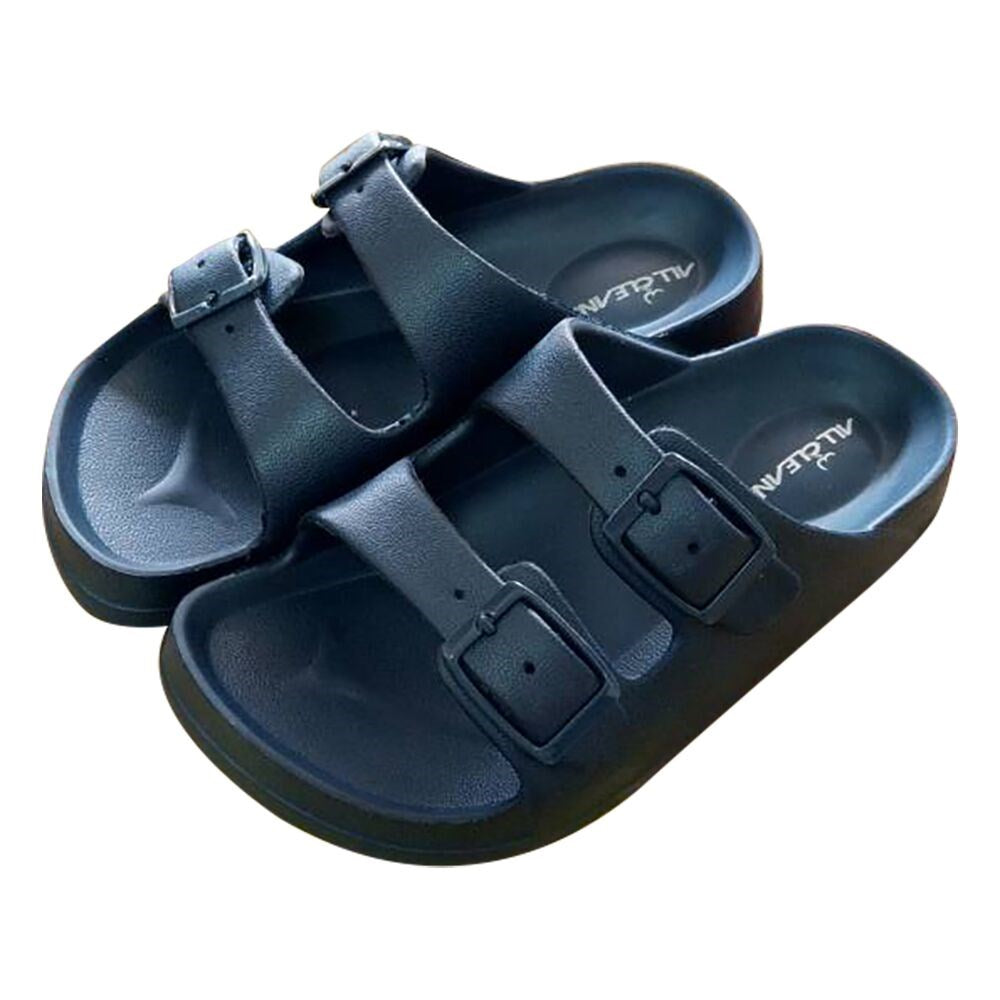 All Clean- Birken Sandals (Blue)