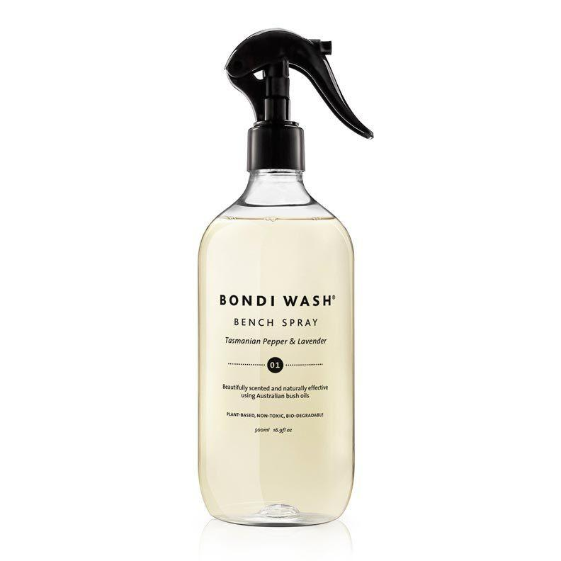 Bondi Wash Bench Spray Tasmanian Pepper & Lavender 500ml