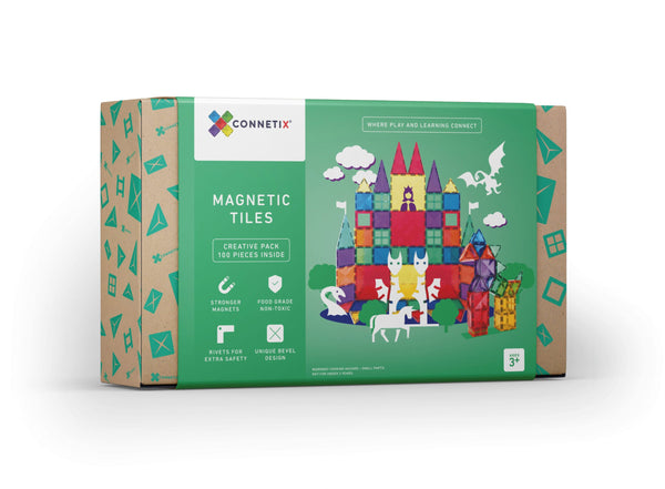 Connetix 100 Piece Pack