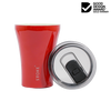 STTOKE Ceramic Reusable Cup 8oz (227ml) - Red