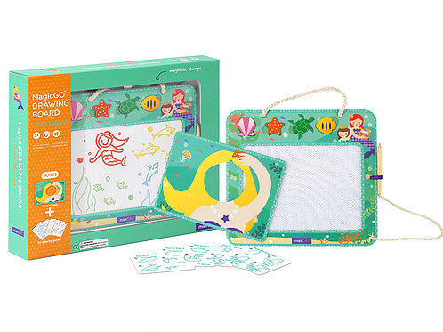 Mieredu Magic GO Drawing Board - Doodle Mermaid *Clearance*