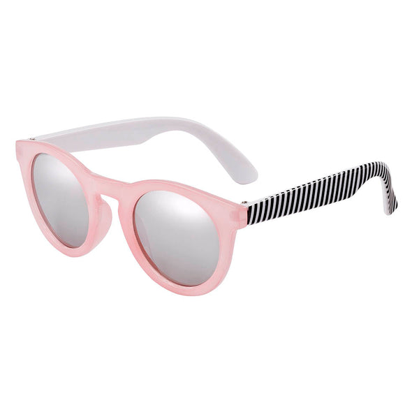 Eyetribe Frankie Ray - Candy Milky Pink + Stripe (Toddler 1-3 years)