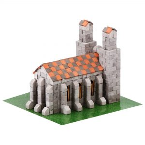 Bricks Set-German Church 500 pcs